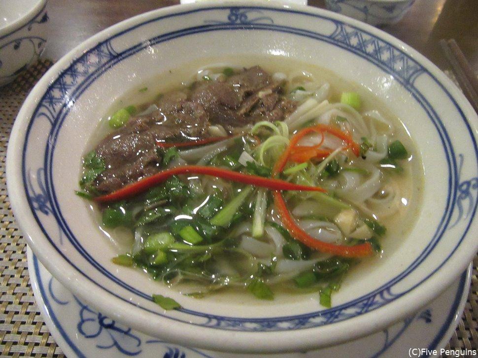 ベトナム料理と言えば「フォー」