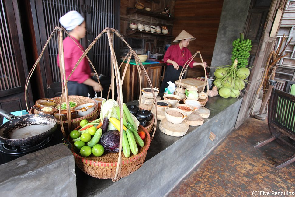 こちらは、本場ベトナムのマーケット