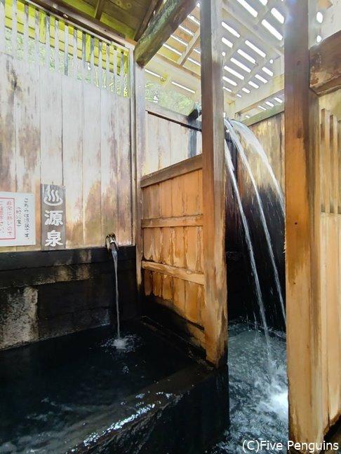 江戸時代から続く湯滝風呂の温泉文化を守り続ける宿