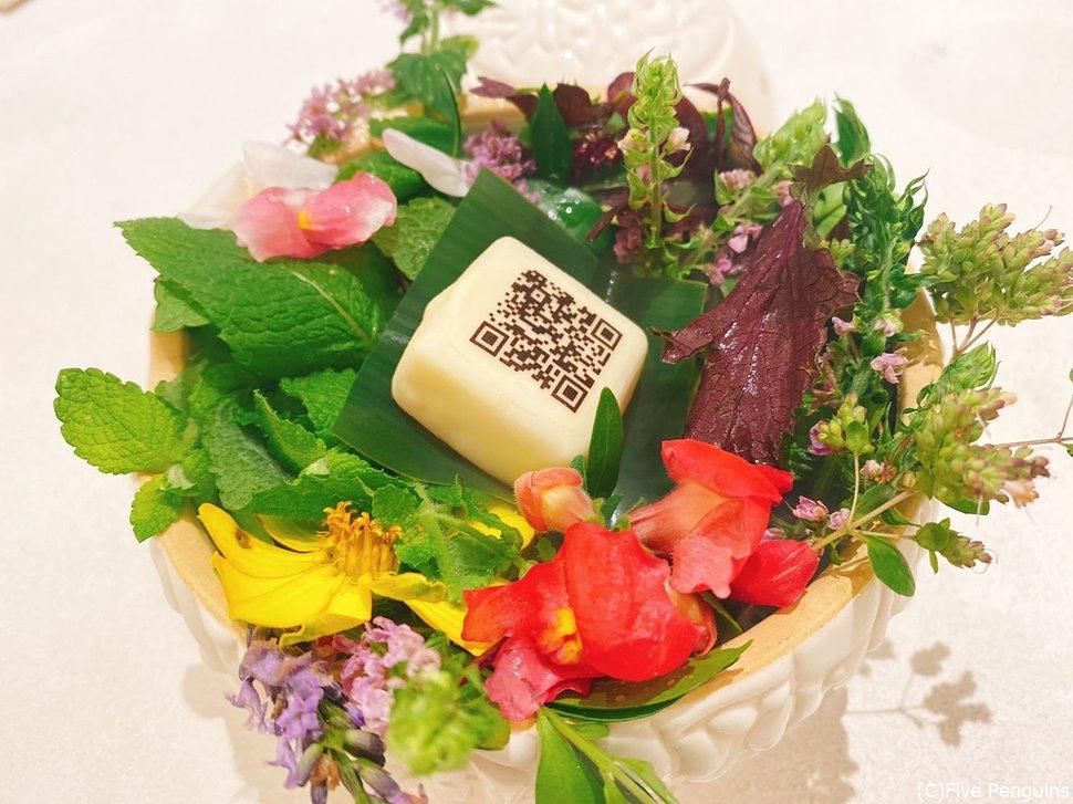 TAKAYAMAの創造性と遊び心満載の料理