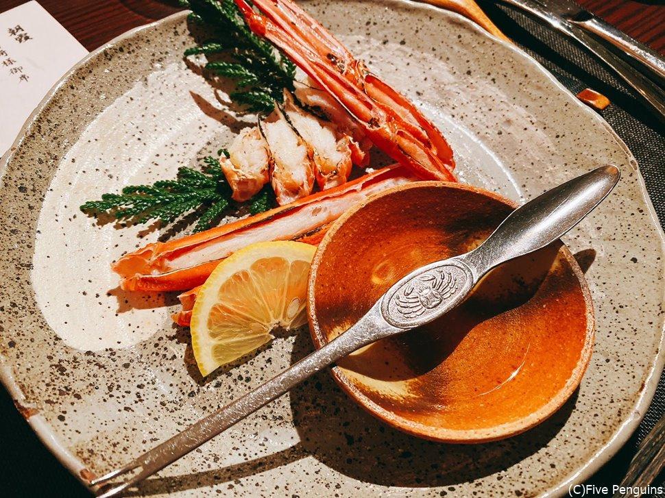 食の宝庫・北海道ならではの料理が並びます
