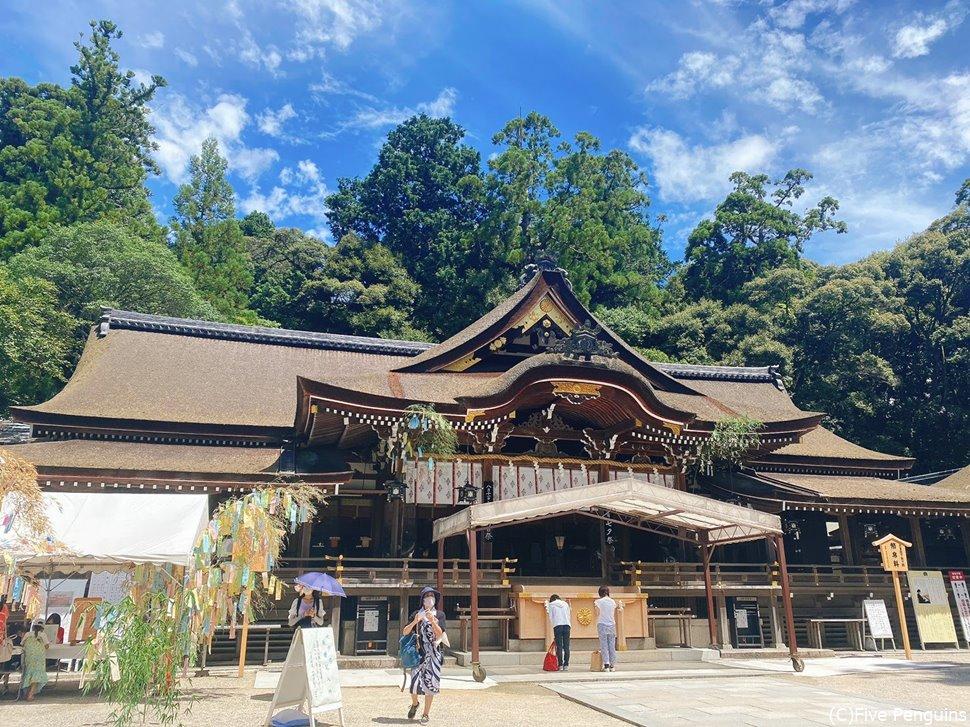 大神(おおみわ)神社は日本最古の神社