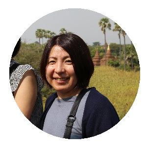 平田 真美/51か国訪問
