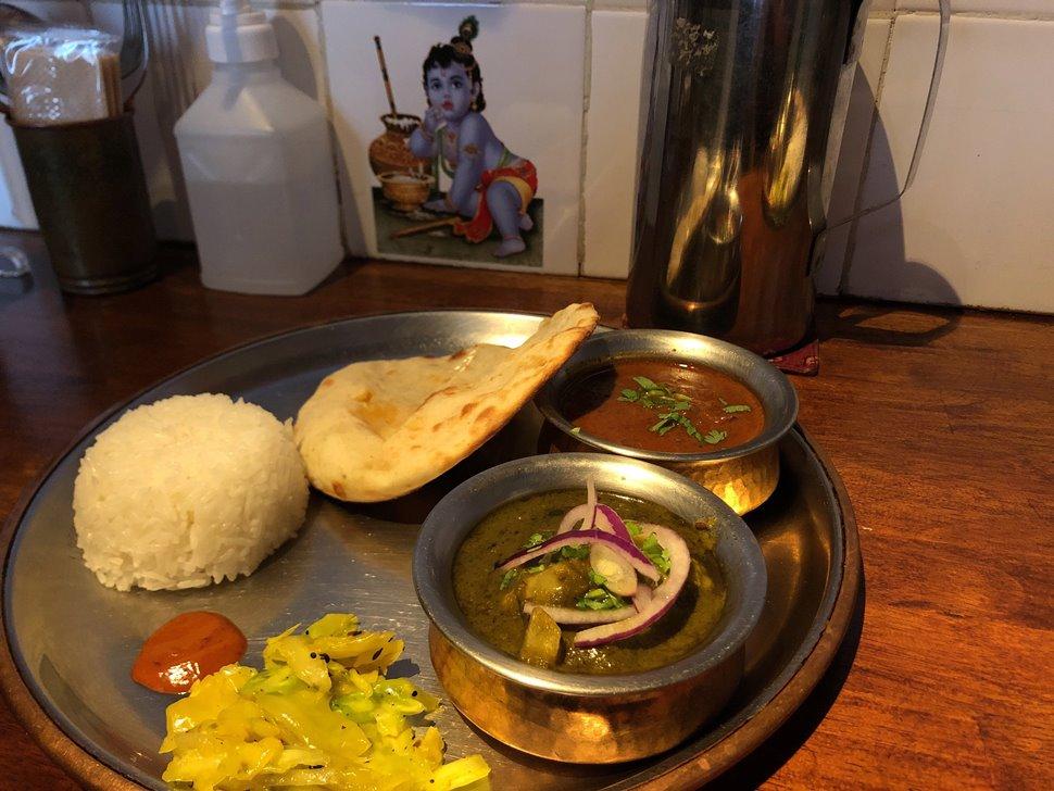 インド料理 シバカリーワラ