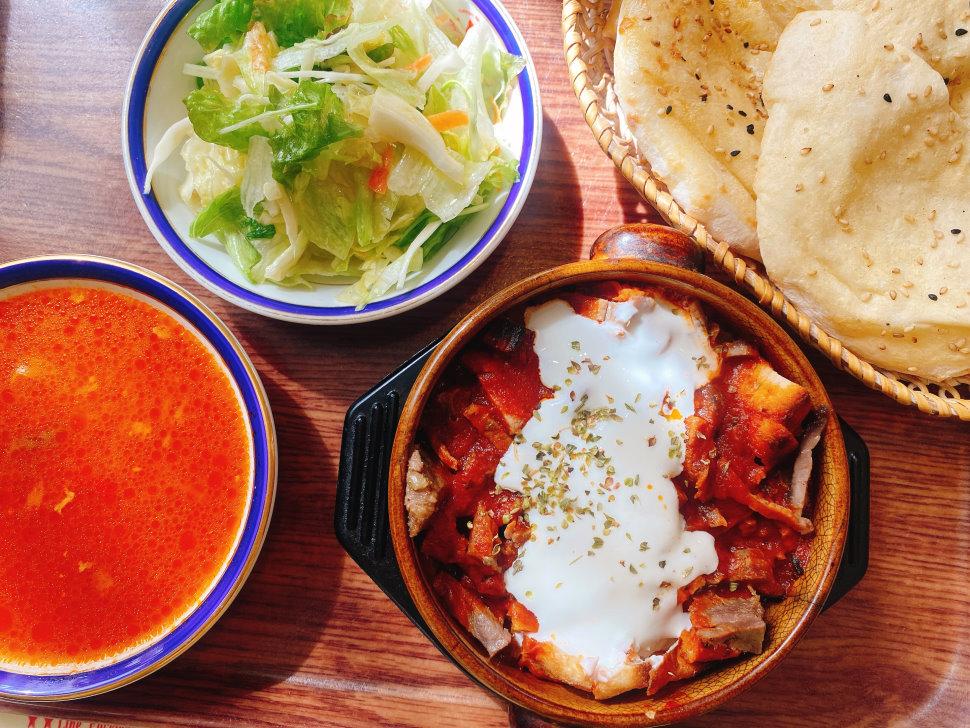 トルコ料理ボスボラスサハン