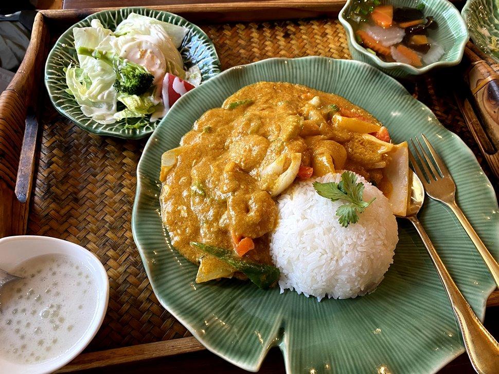 タイ料理屋 ボアトゥン