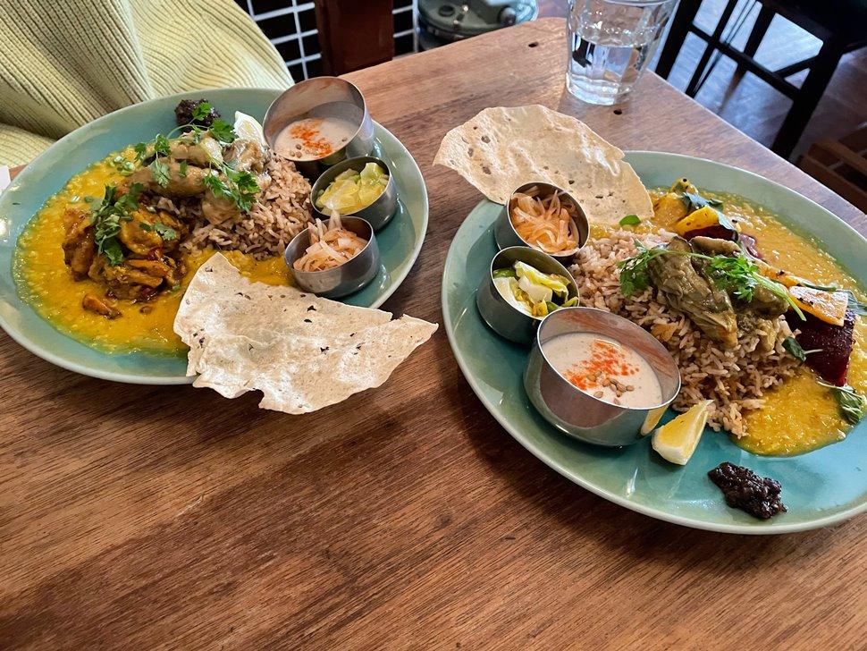 スリランカ料理 ビリヤニ食堂