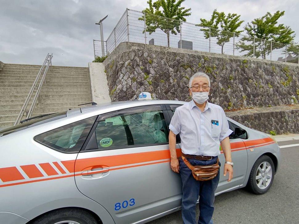 山田町語り部タクシー